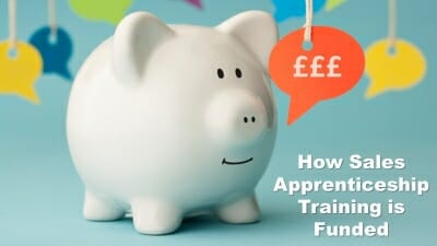 How Sales Apprenticeship Training is Funded