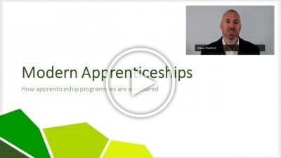 VIDEO: How Apprenticeship Programmes are Structured
