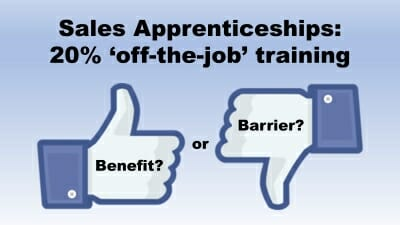 Off-The-Job Training - Benefit or Barrier